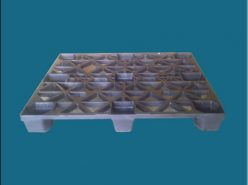 Plastic Pallet 1200 x 1000 Interstackable – Load of 100 Pallets