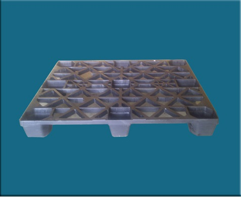 Plastic Pallet 1200 x 1000 Interstackable