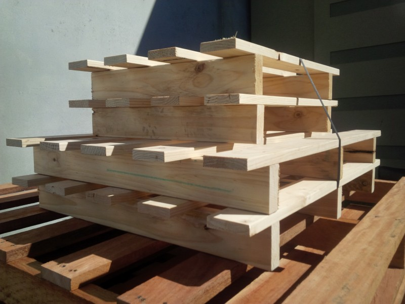 Custom Pallets and Skids - Pallet West
