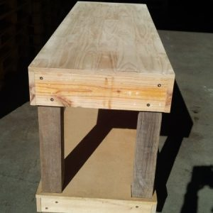 1800mm Workbench - A simple and functional design perfect for your shed or garage