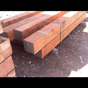 100 x 100 hardwood gluts