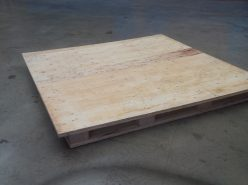 Solid Top Plywood Pallets