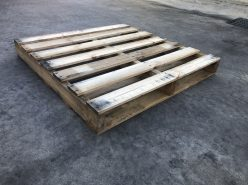 1075 x 1075mm S/H Pine Pallet – Export Compatible!